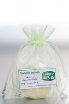 Smooth Lemon 60g Organza